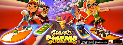 Обновление Subway Surfers 1.5 Holiday