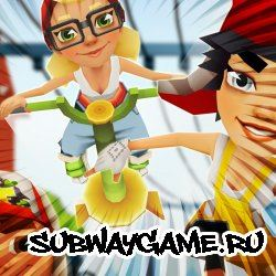 Subway Surfers Moscow, ��� ������ �����!