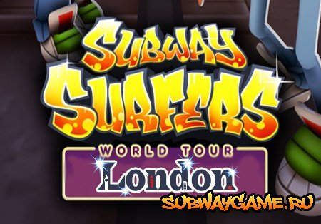 Subway Surfers London
