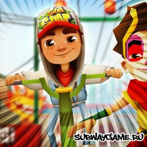 Subway Surfers для Windows 7