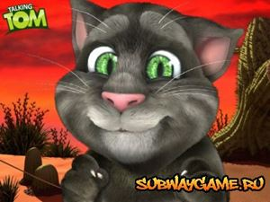 Talking Tom cat 3 на Андроид