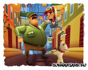 Subway Surfers на Samsung
