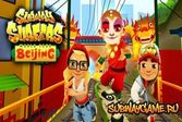 Subway Surfers Пекин 2
