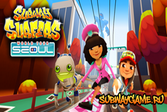Subway Surfers Сеул 2