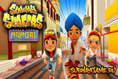 Subway Surfers Мумбаи 2 часть