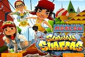 Игры Subway Surfers в Москве онлайн