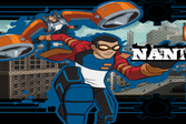 Нано бегун (Generator Rex nanite runner)