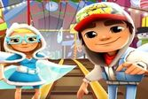 Subway Surfers Winter Holiday