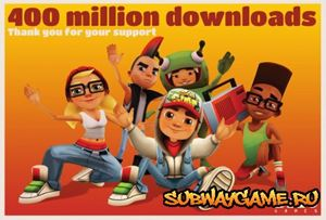 Subway Surfers на Windows Phone 8