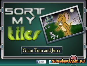 Головоломка от Тома и Джерри