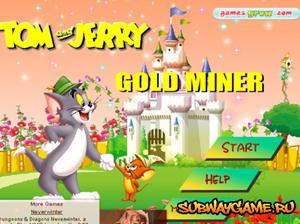 Найти золото с Томом и Джерри