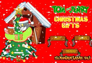 Веселое Рождество с Томом и Джерри