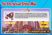 Человек-паук в объективе