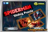 3 мозаики со Спайдерменом