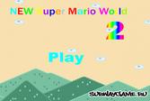 Новый мир супер Марио 2