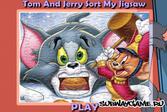 Том и Джерри с орехом
