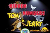 Буквы Тома и Джерри