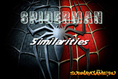 Сходства Спайдермена
