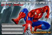 Человек-паук в движении