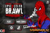 Бой против Человека-паука