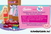 Поиск отличий с Барби