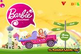 Барби водитель