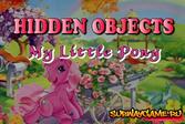 Поиск предметов вместе с Пони
