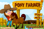 Ферма с Пони