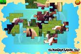 Собираем паззлы вместе с Пони