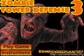 Зомби атакуют башни