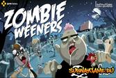 Кормим злово и несчастного Зомби