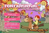 Пони - забавные приключения