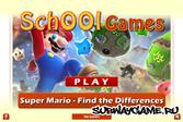 Ищем отличия с Марио