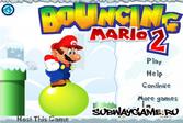 Марио и надувной мяч