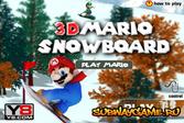 Сноуборд и Марио