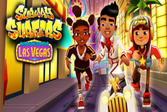 Subway Surfers Лас-Вегас