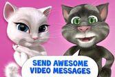 Кот Том и Анжела Поют Песню