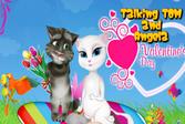 Том и Анжела: Валентинов День