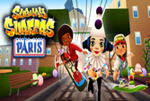 Subway Surfers Париж 3