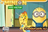Лечить ногу миньона - квалифицированная медицинская помощь