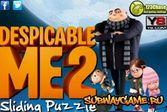 Гадкий я 2: скользящие пазлы / Despicable Me 2 — Sliding Puzzle