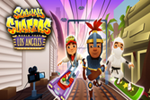 Мод для Subway Surfers Los Angeles