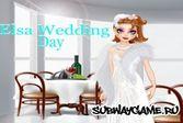 Холодное сердце: день свадьбы Эльзы