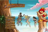 Остров удовольствия - доберись до возлюбленной