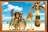 Пазлы Мадагаскар - собери яркую картинку