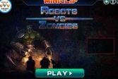 Роботы против зомби - покончьте с живыми мертвецами