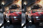 Быстрые автомобили - найдите отличия в красивых изображениях
