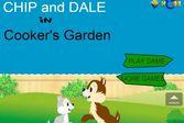 Чип и Дейл в саду - проучите воришек