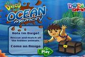 Диего в океане - поиски сокровищ на дне