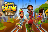 Subway Surfers Кения